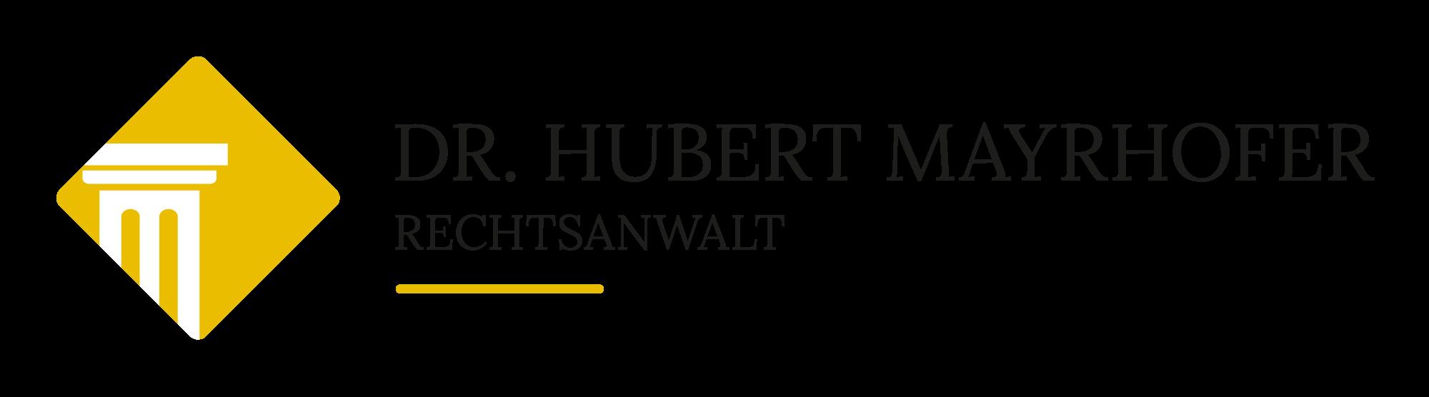 Dr. Hubert Mayrhofer